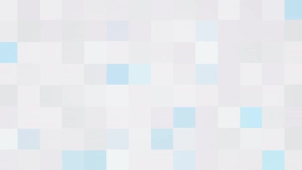 Motion blue and white pixel abstract background. Elegant dynamic geometric style template