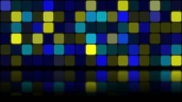 dynamische geometrische Bewegung bunte Mosaik abstrakten Hintergrund