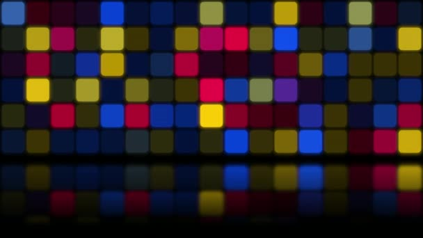 dynamic geometric motion colorful mosaic abstract background