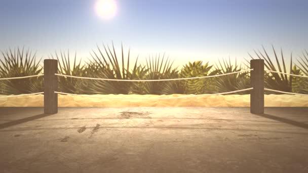 Closeup písečná pláž, letní pozadí