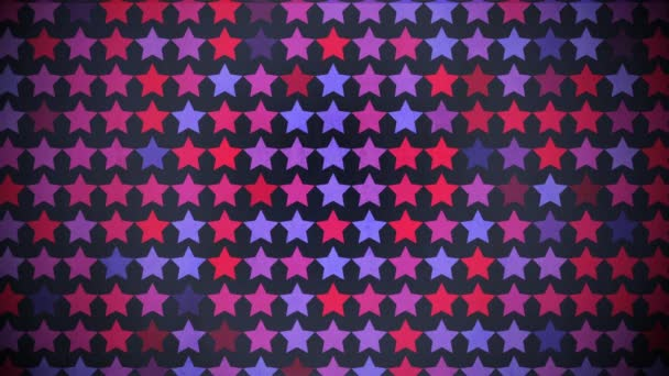 Motion színes csillagok minta, absztrakt háttér