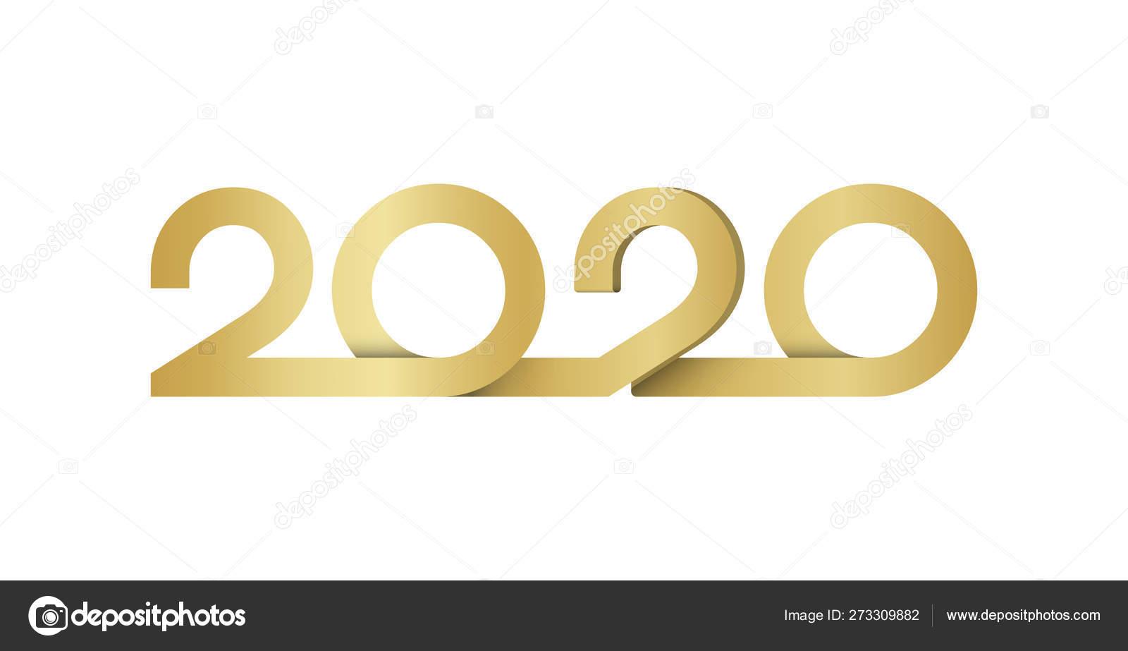 Happy New Year Font 100