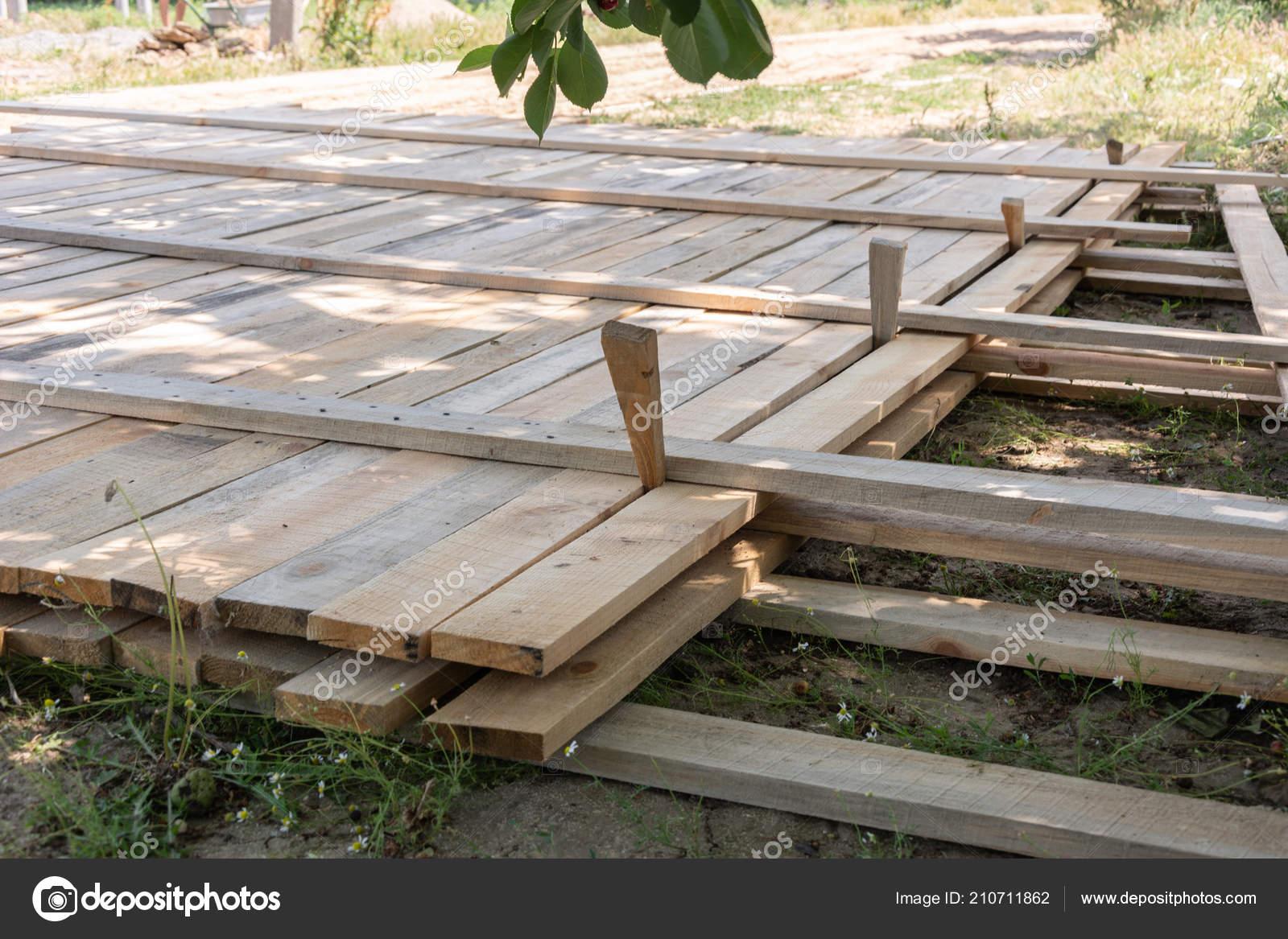 Super Hölzernen Schalung Beton Streifenfundament Für Frame Typ Haus MJ24