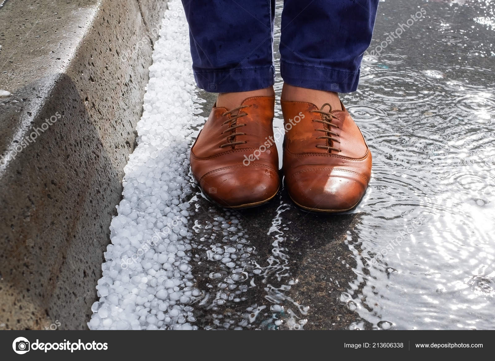 velké mokré boty