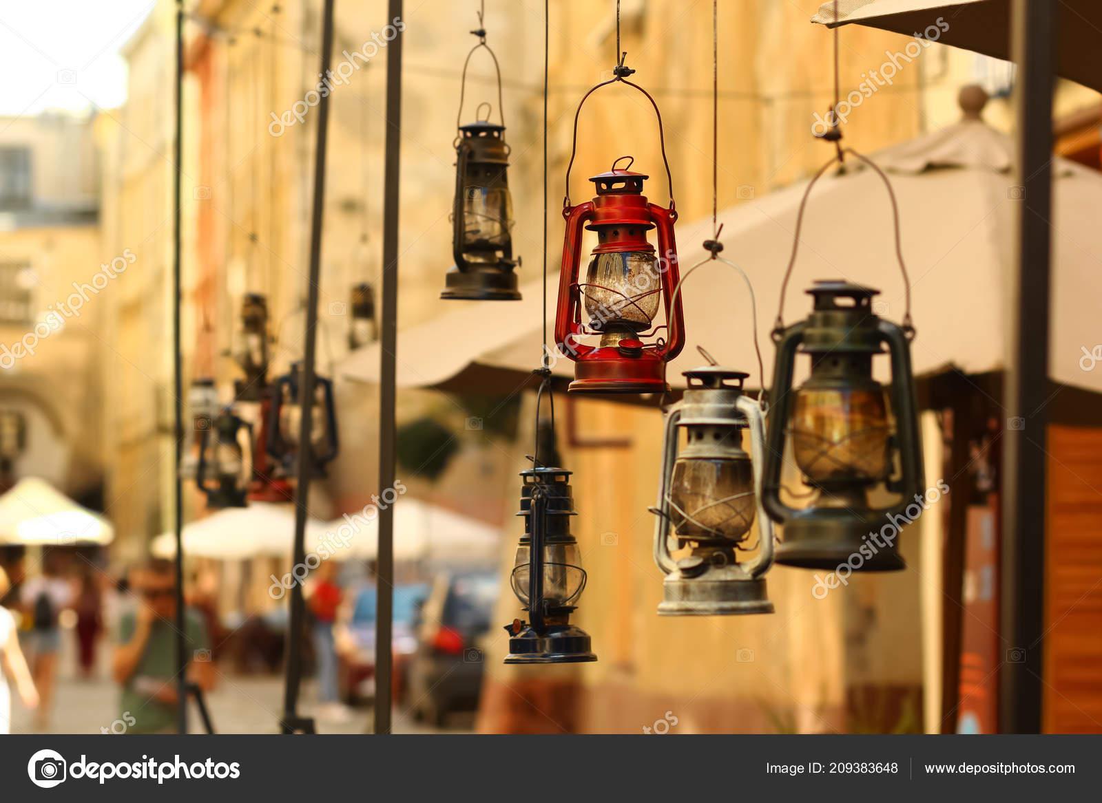Lampade A Sospensione Allaperto : Lampade sospensione colorato gas dell annata arredamento outdoor