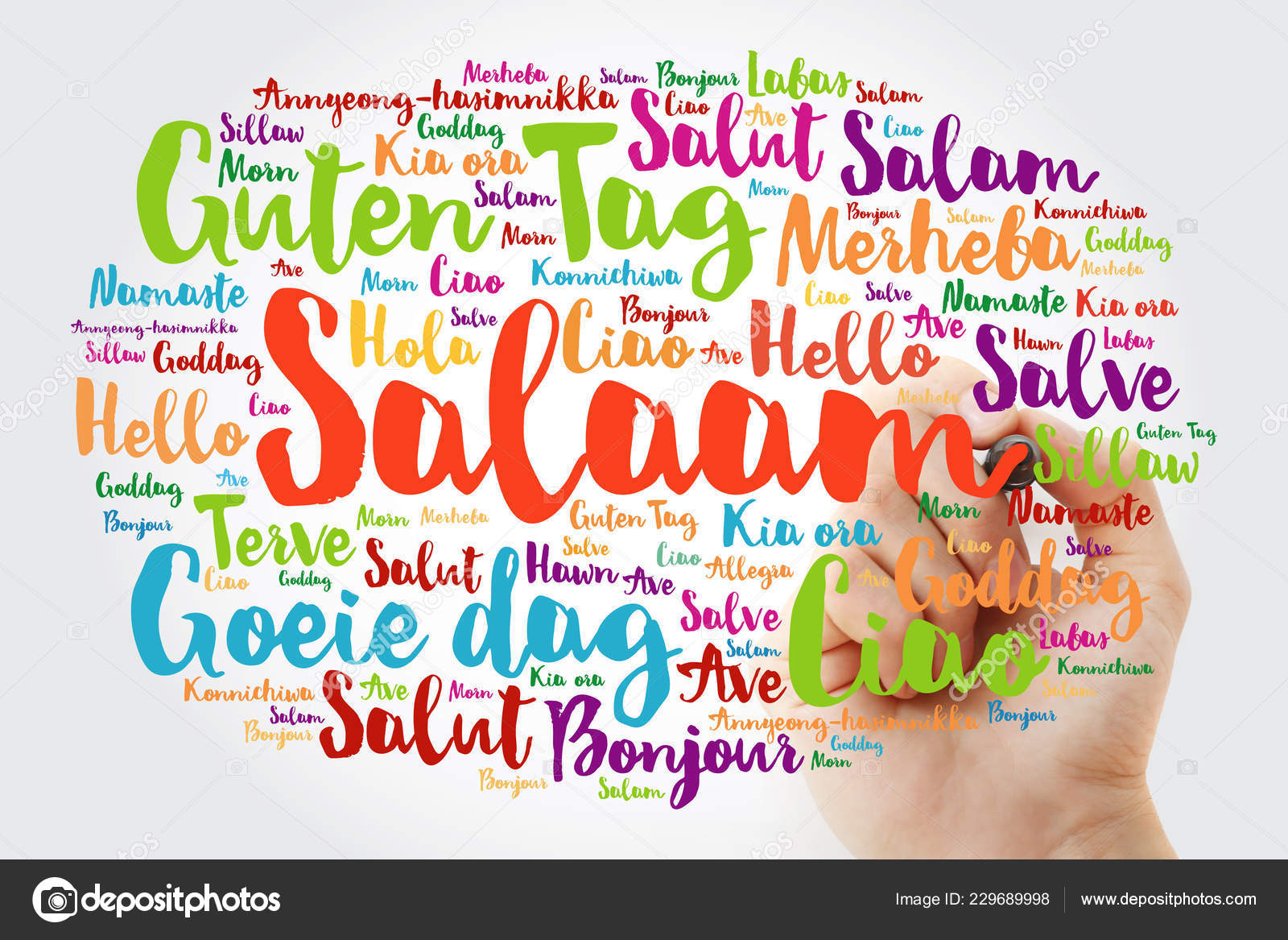Swear words in other languages