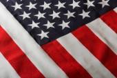 American flag flag usa patriotism star shape striped macro