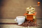 Fényképek Vintage klasszikus daráló, kávé bab
