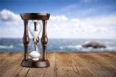 Idő óra homokot szokatlan óra sandglass watch