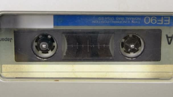 Magnó játszik Audio kazetta egészül ki ott. Évjárat Audio kazetta