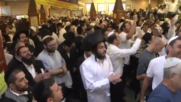 Október 2-án, 2016. Uman, region Cserkaszi, Ukrajna. Ros hásáná, Uman ünnepli. 5777 zsidó újév.