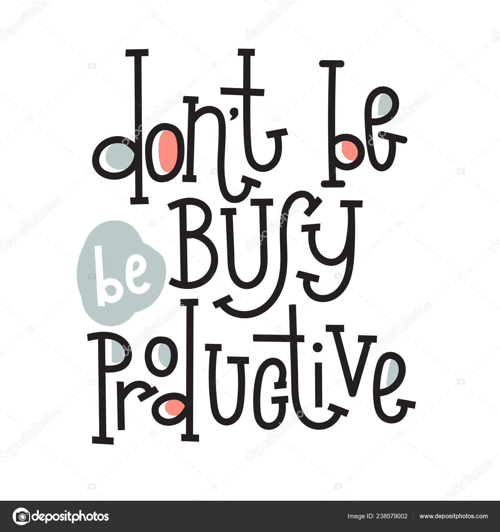 Frases Motivacionales De éxito Vector De Stock