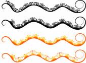 pattern design art background vector art