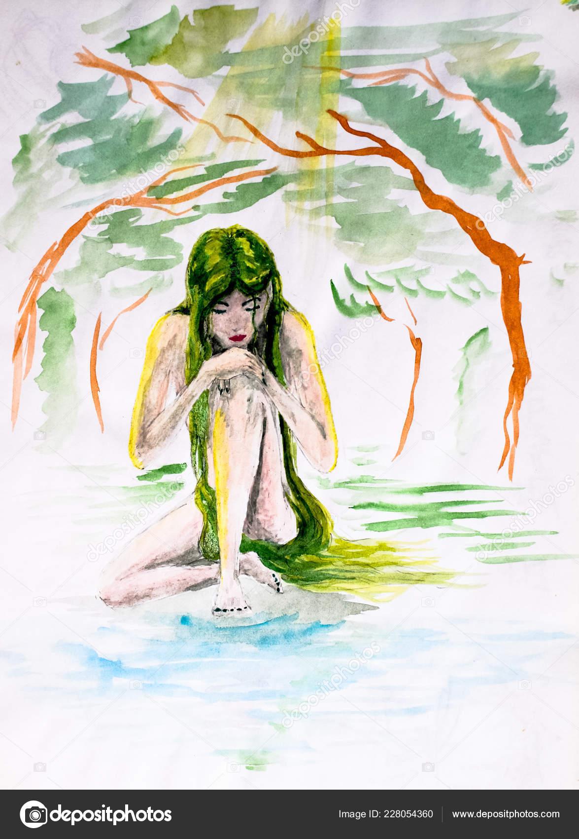 dívka nahé galerie