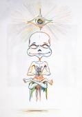 Meditace a jóga. Umorik dosaženo osvícení meditací. Otevírání čaker.