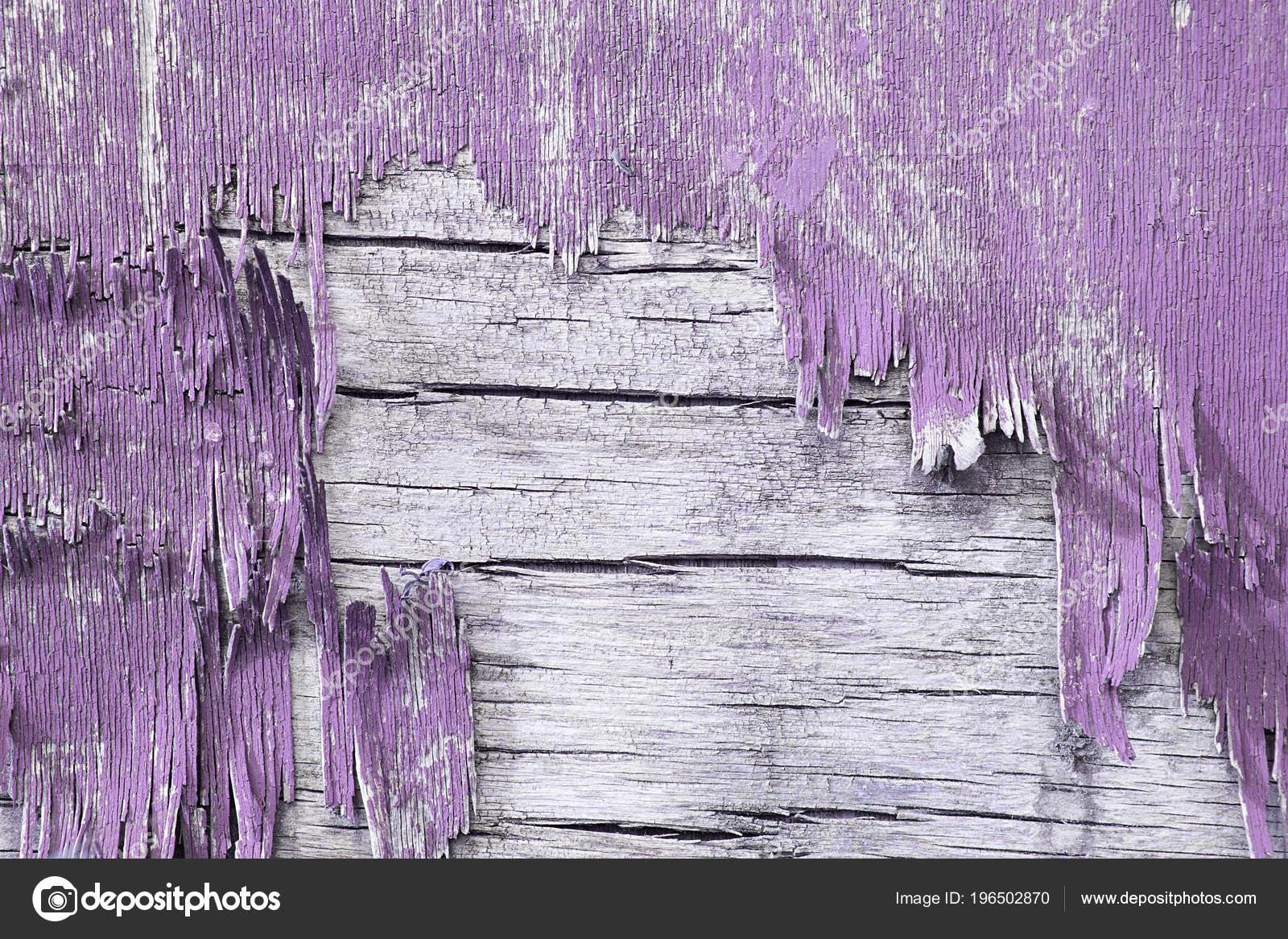 Mur Bois Avec Peinture écaillée Peindre Les Murs Plâtre Peeling