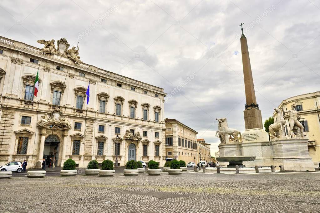 Rome cityscape, Views of Rome city, Italy, Travel Europe