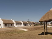 Fotografie Elim a historic village in the Cape Overberg Western Cape South Africa