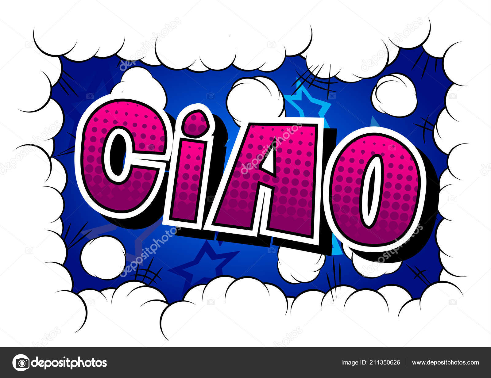 Cogli l'attimo ... - Pagina 5 Depositphotos_211350626-stock-illustration-ciao-hello-bye-italian-vector