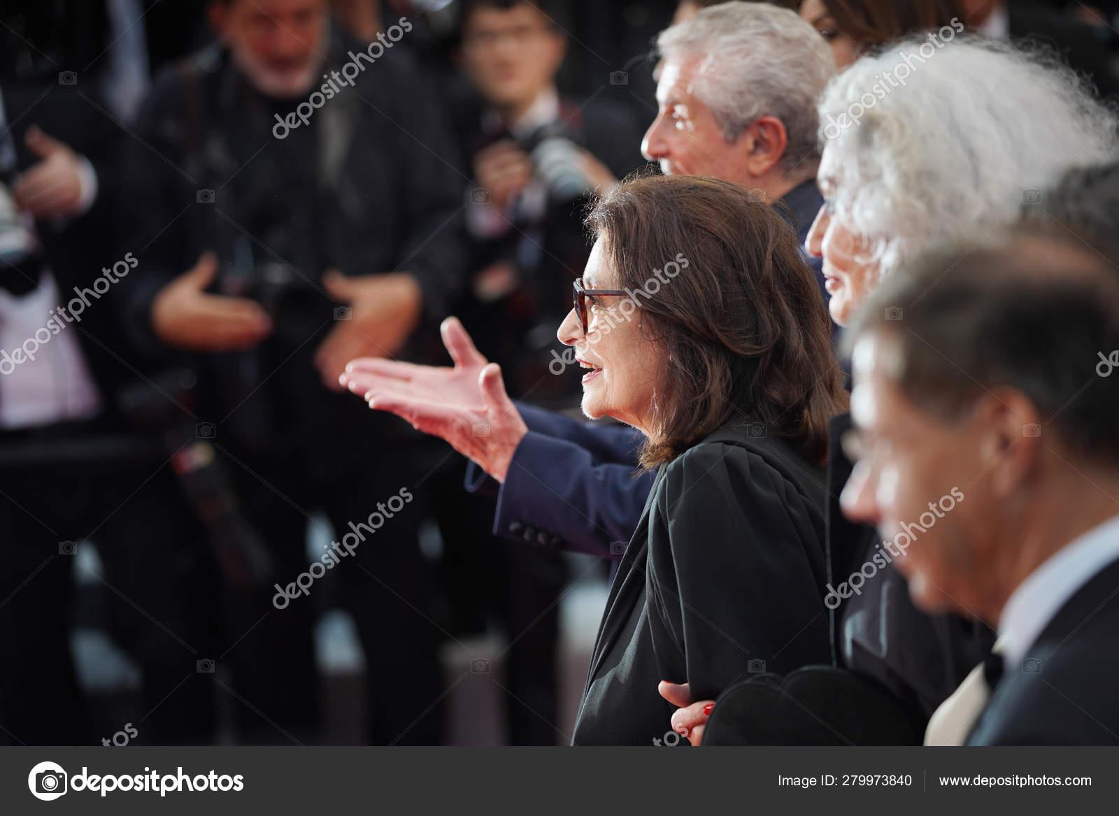 Anouk Aimée Photos anouk aimee, claude lelouch at the gala premiere – stock