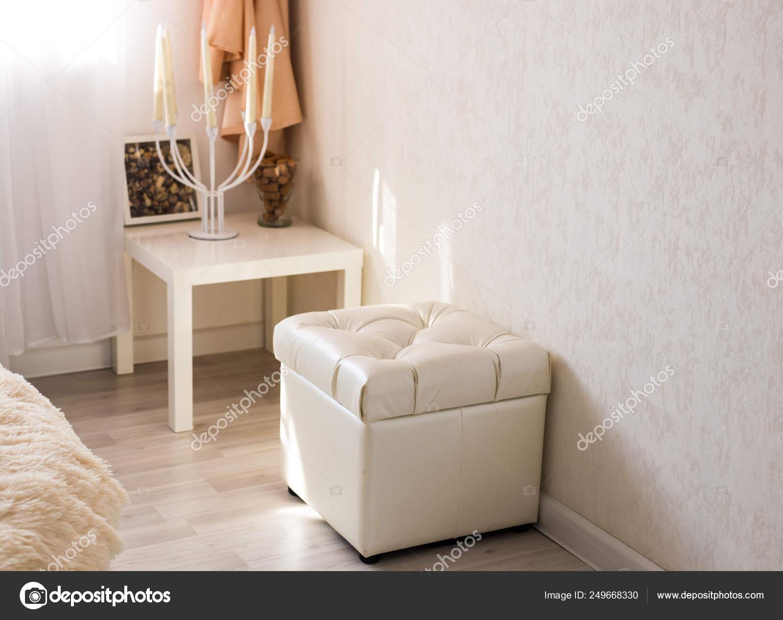 Concepto Interior Y Decoración Candelabro Vintage En El