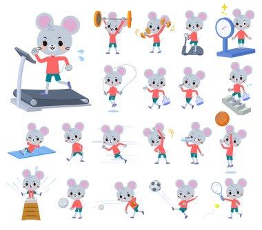 animal mouse boy_exercise