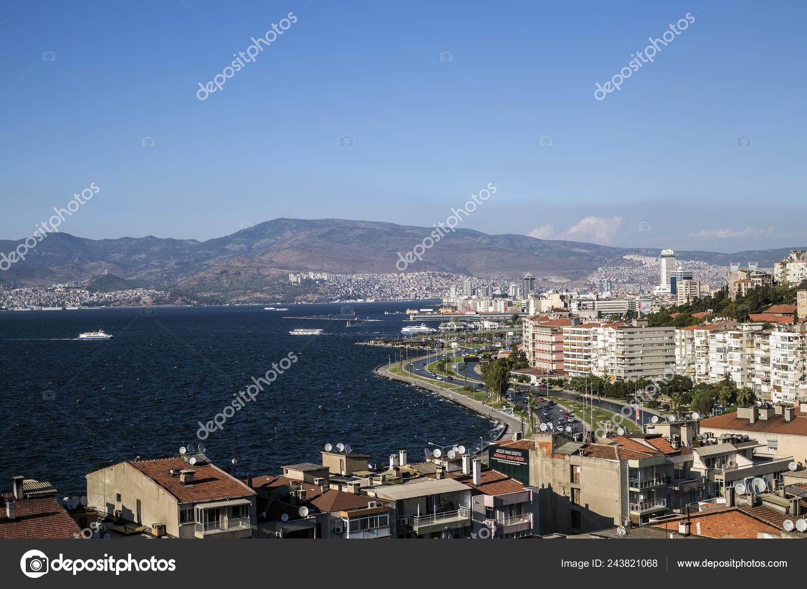 Travel Concept Photo Turkey Izmir Konak Kordon Stock Photo C Esindeniz 243821068