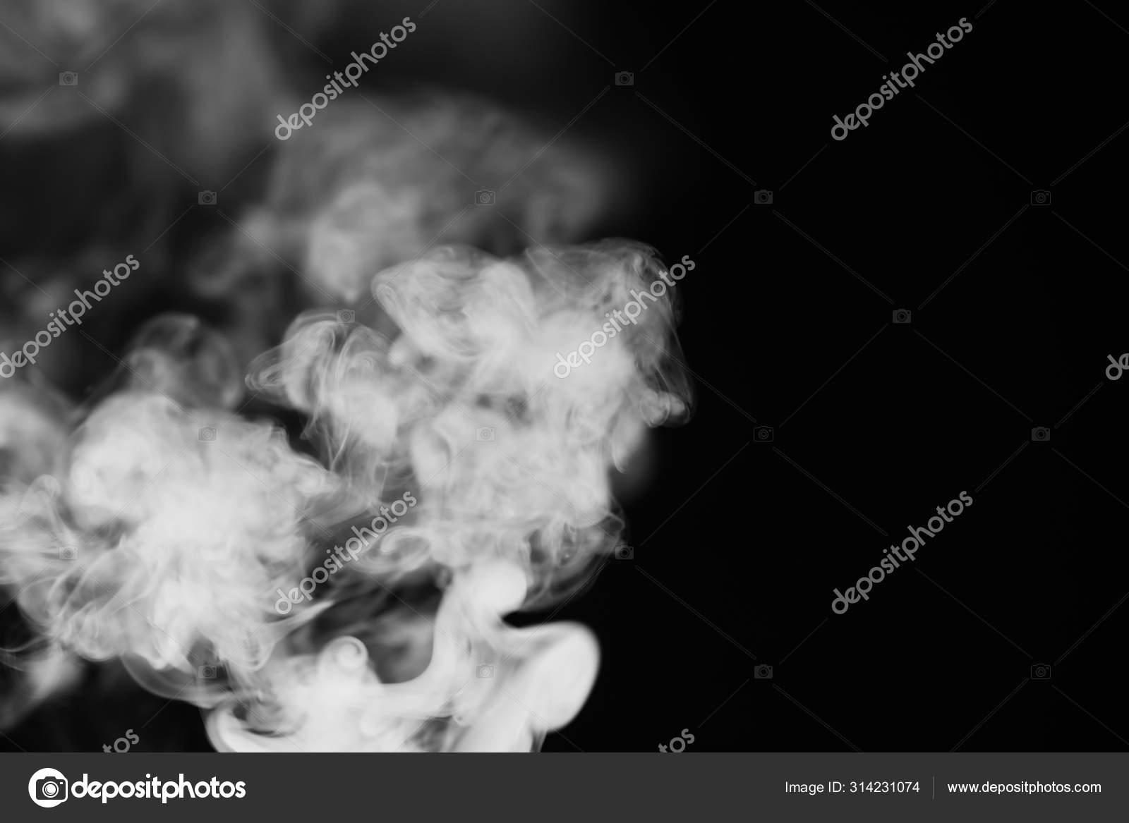 северной как выделить дым на фото качестве иллюстрации