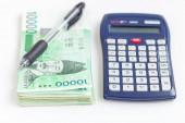 Jižní Korea vyhrála měnu v hodnotě 10 000 wonů s kalkulačkou a perem, ušetřete si peníze
