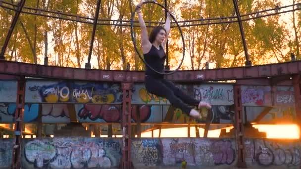 Videa z akrobatického sexu