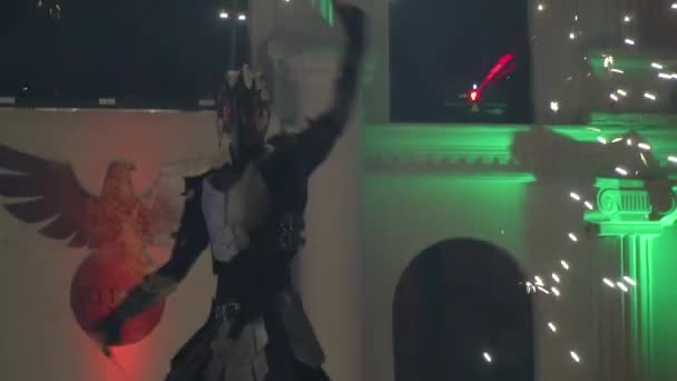 Fiery performance in Turkey of interesting guys