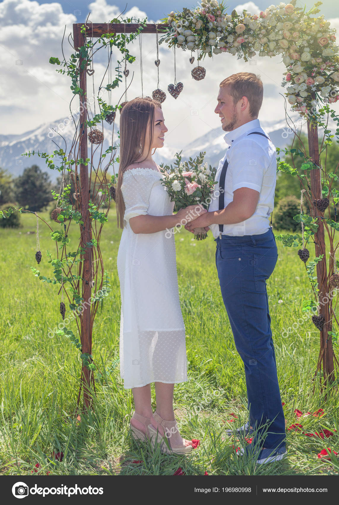 Matrimonio In Nuova Zelanda : Matrimonio coppie appena sposate ottenere il matrimonio in nuova
