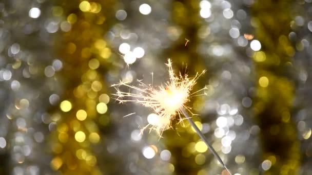 Csillagszórók, ezüst, arany, ünnepi háttérben