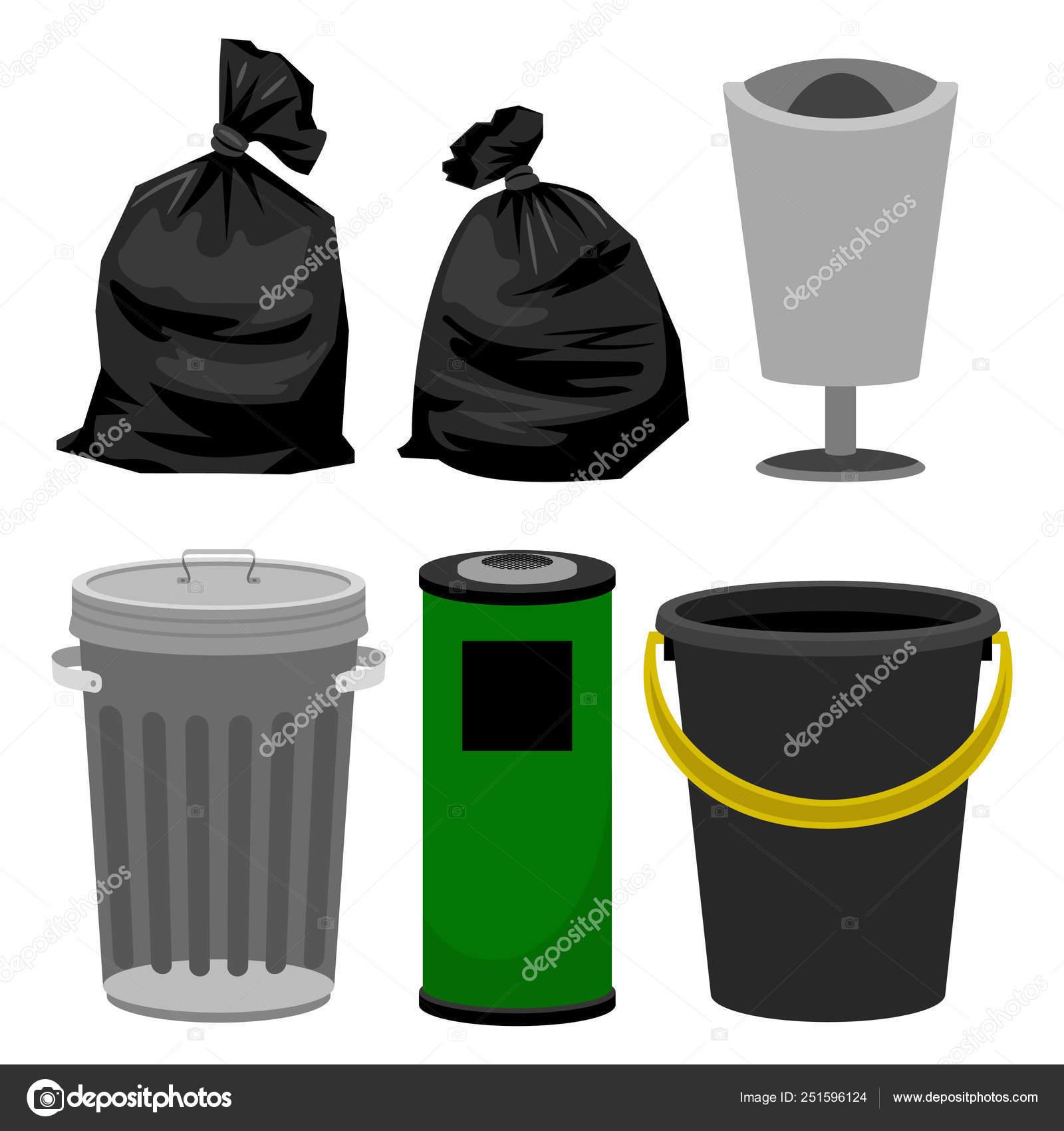 Plásticos De Bolsas Para Plástico MetálicosNegra Y Contenedores b7v6yIYfg