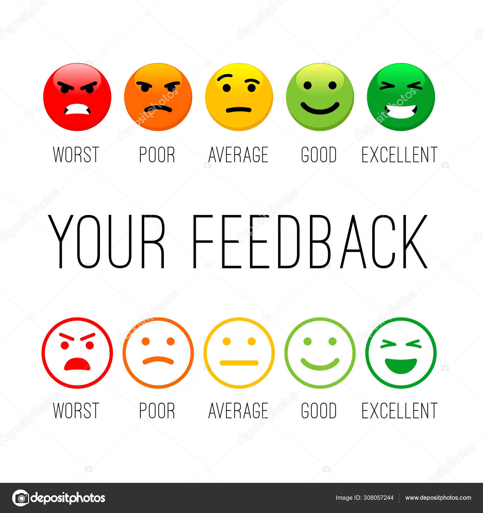 feedback emotion icons stock vector c ssstocker 308057244 feedback emotion icons stock vector c ssstocker 308057244