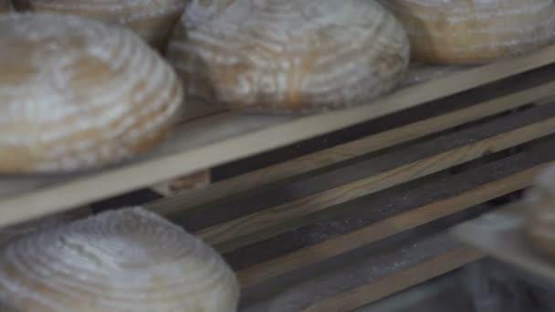 Fresh Baked Bread at the Bakery