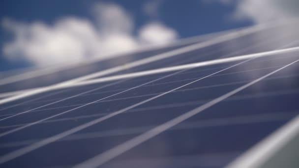 Solární energie s panely