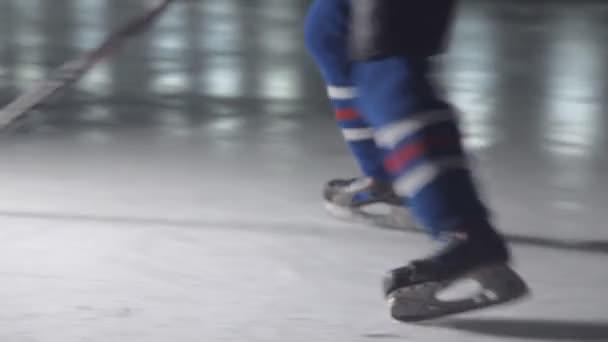 stick zpracování PUK hokejový brusle brusle v aréně