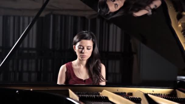Zongora klasszikus zenész. Zongoraművész hangszerekkel