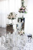 Krásné svatební dekorace trendy