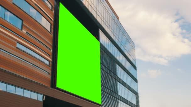 Timelapse - fabion billboard na nákupní centrum
