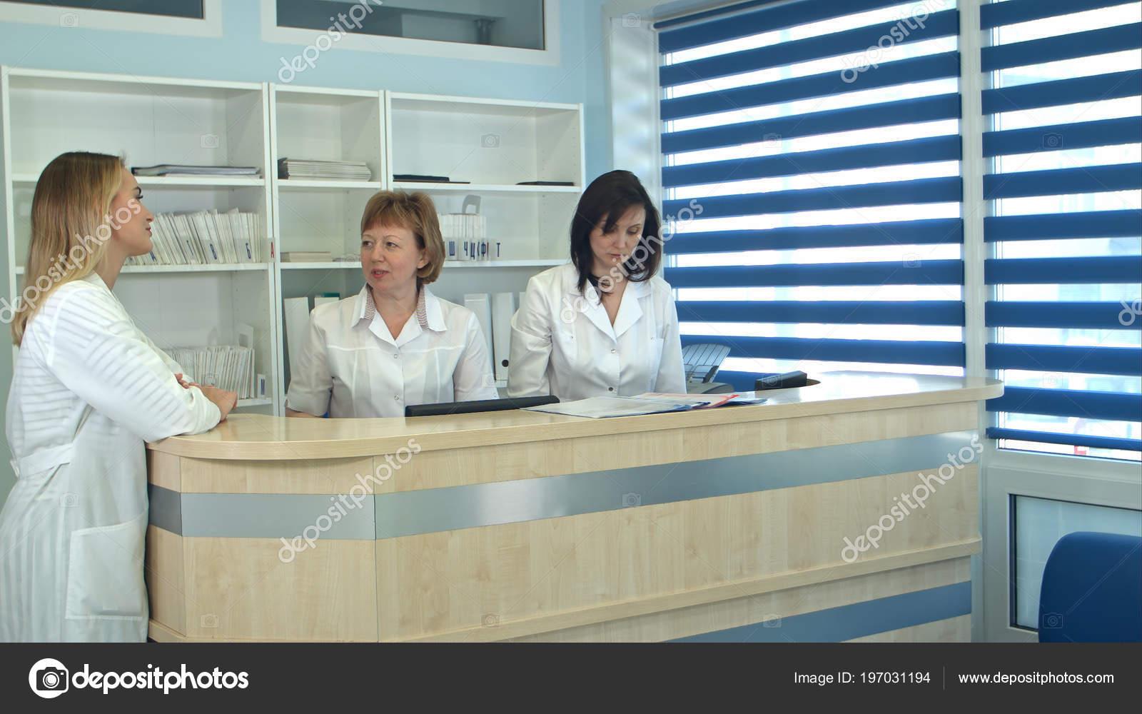 Ραντεβού με γιατρούς όλες τις νοσοκόμες