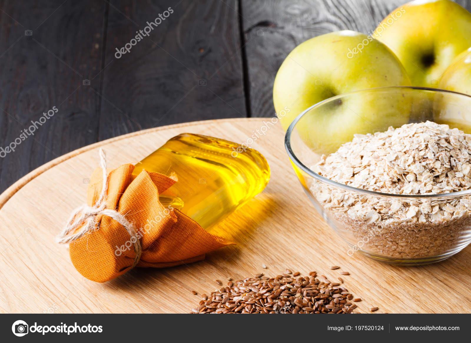 dieta con la linaza