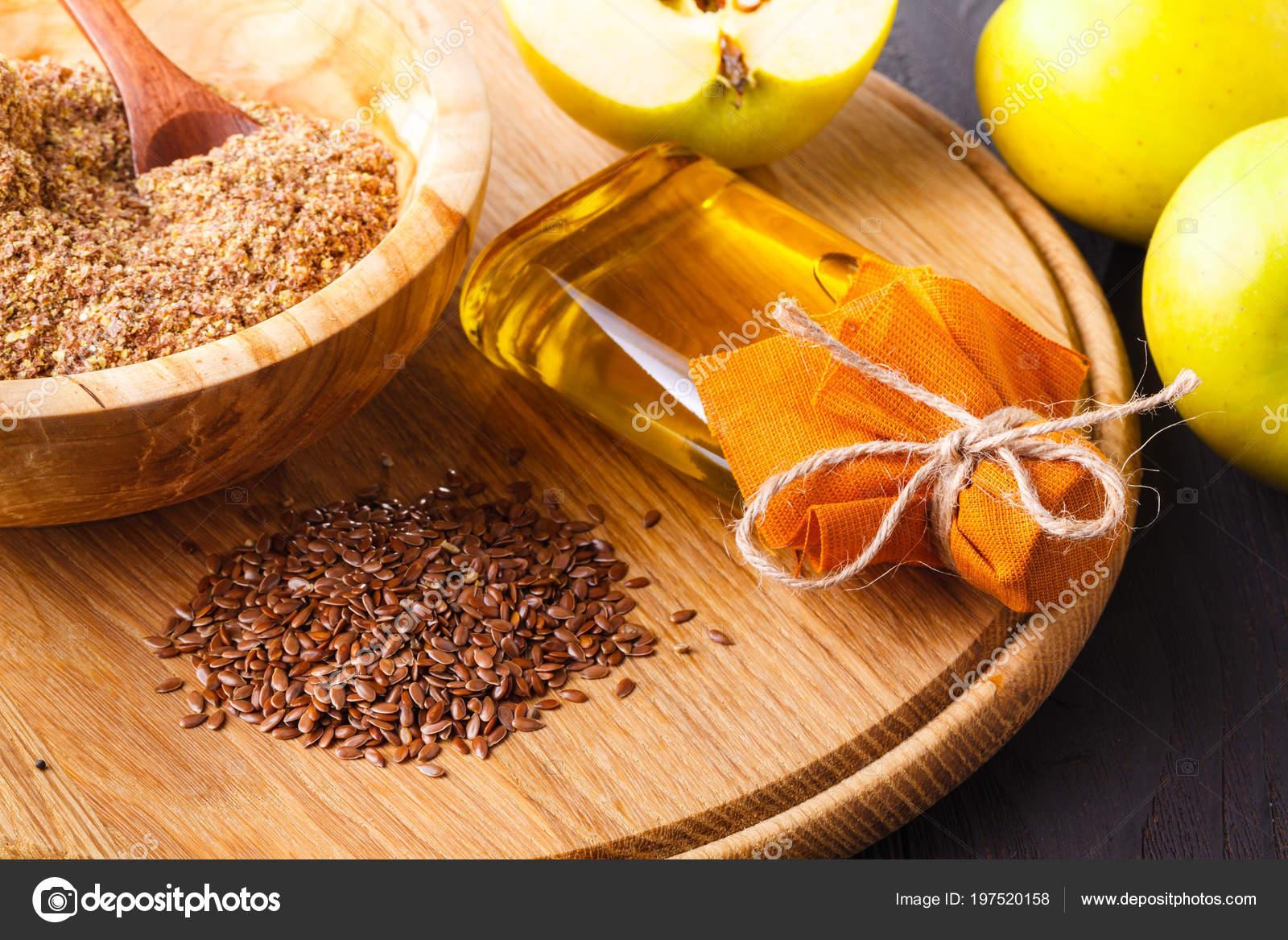 Dieta de la linaza