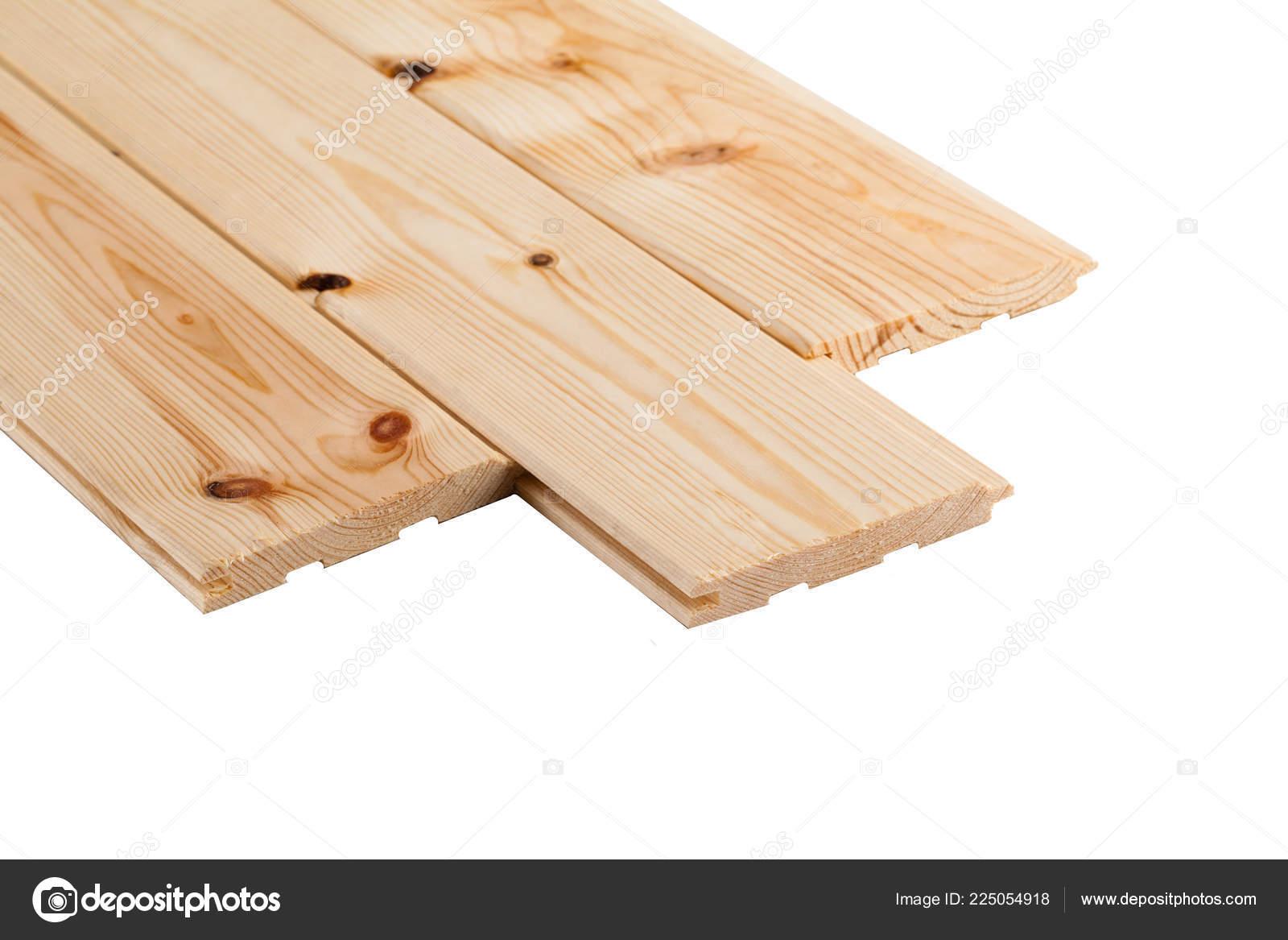 Rivestimento legno isolato bianco u foto stock andreycherkasov