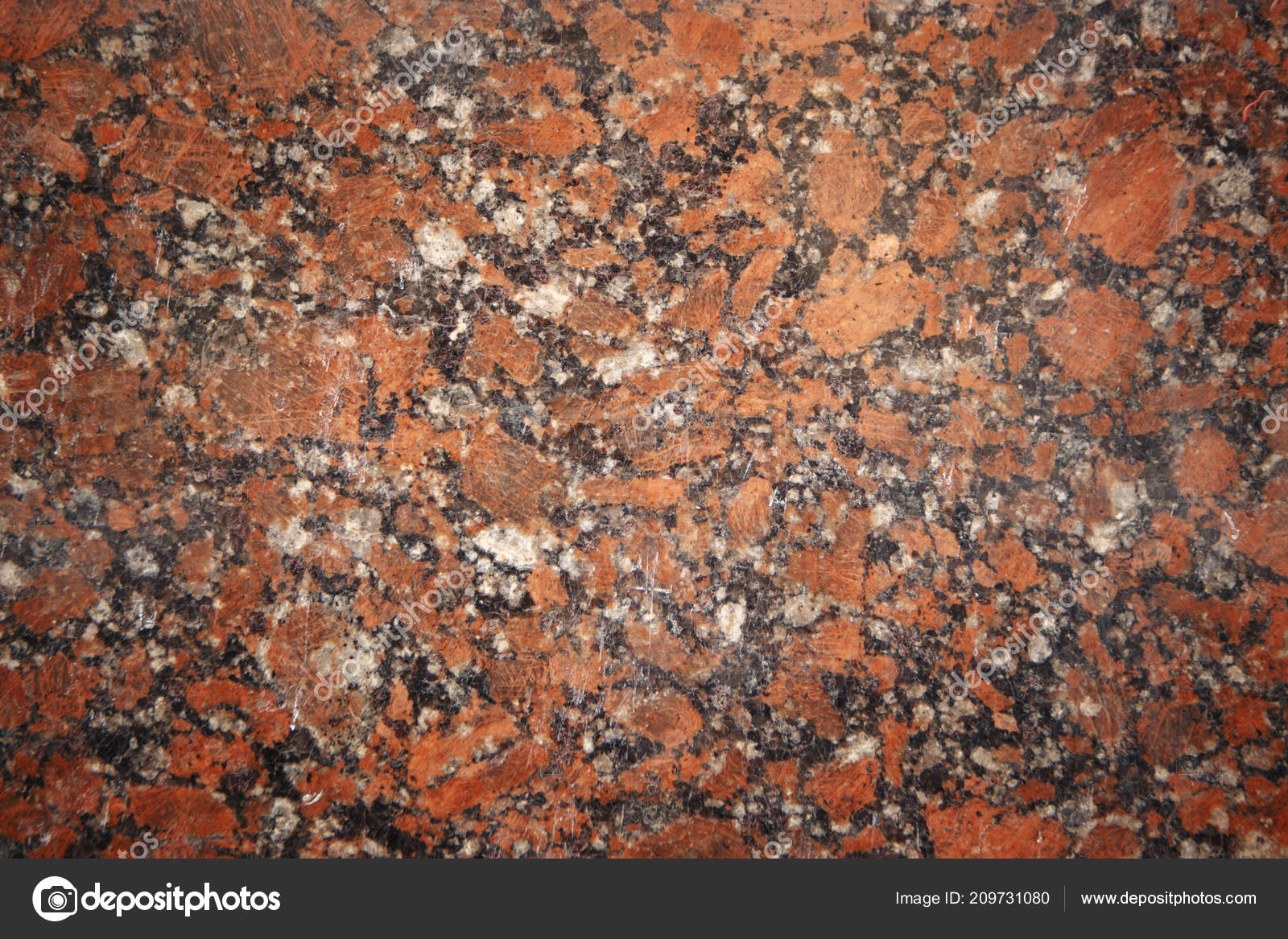 Roter Granit Platte Closeup Kann Verwendet Werden Da Hintergrund