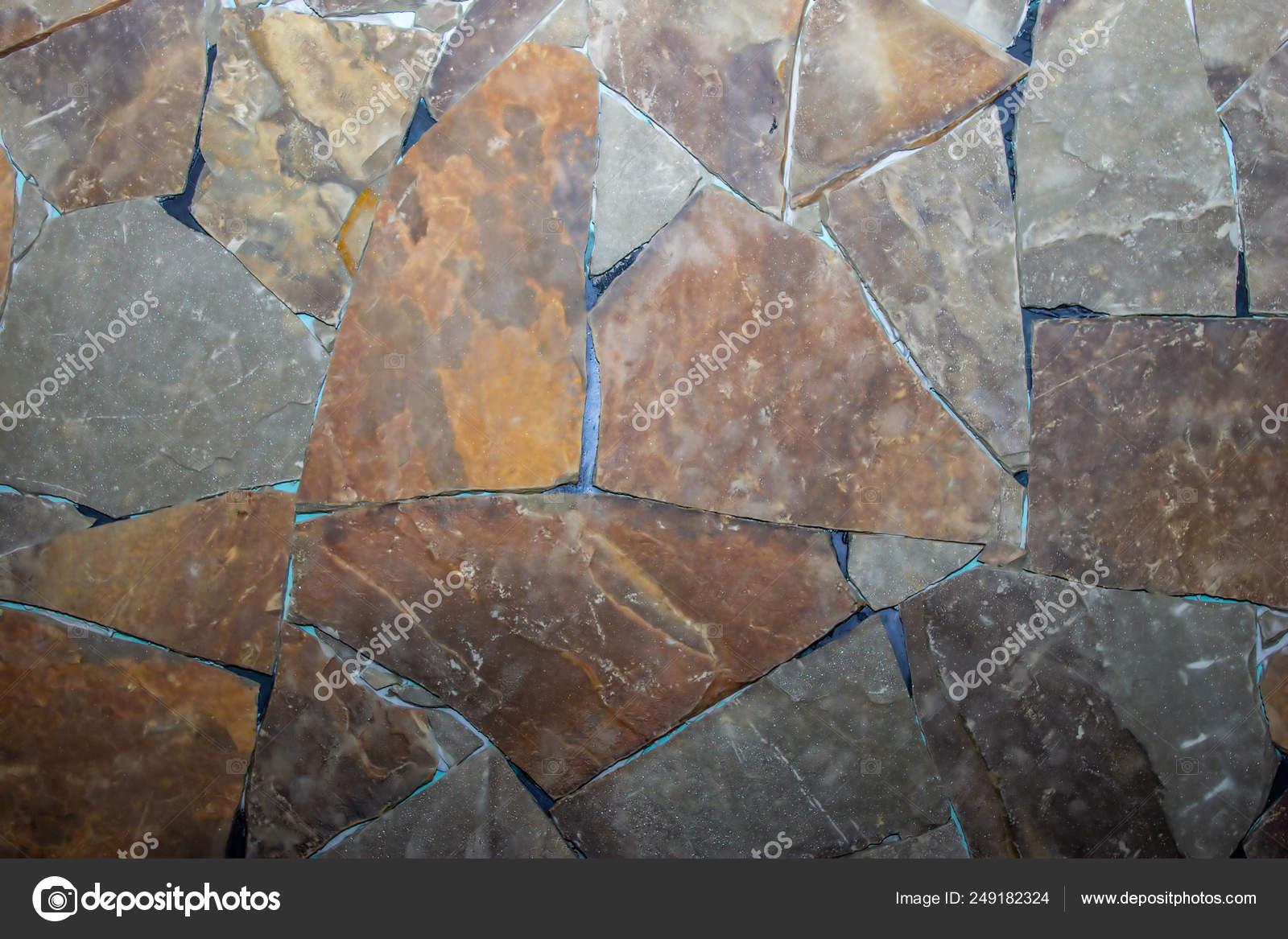 Decorative Stone Wall Cladding Building Masonry Texture