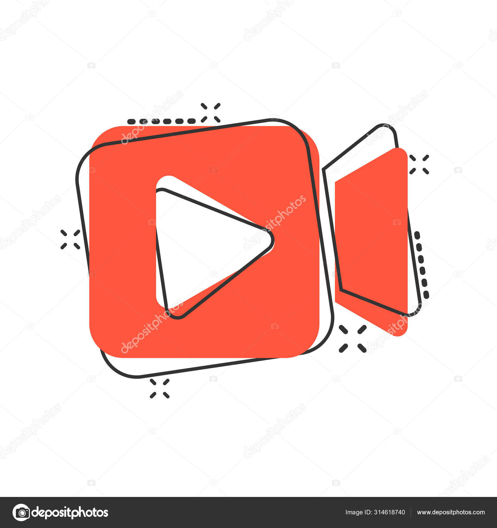 Video comic Newsarama
