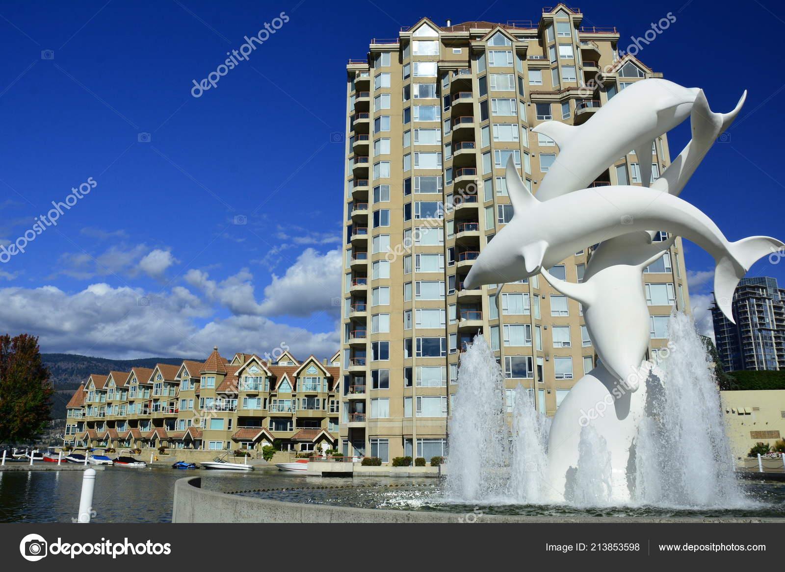 Kelowna Canada September 11Th 2018 High End Real Estate