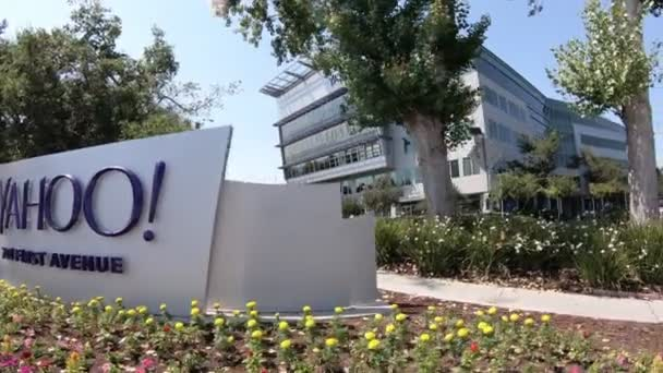 Yahoo ústředí Silicon Valley